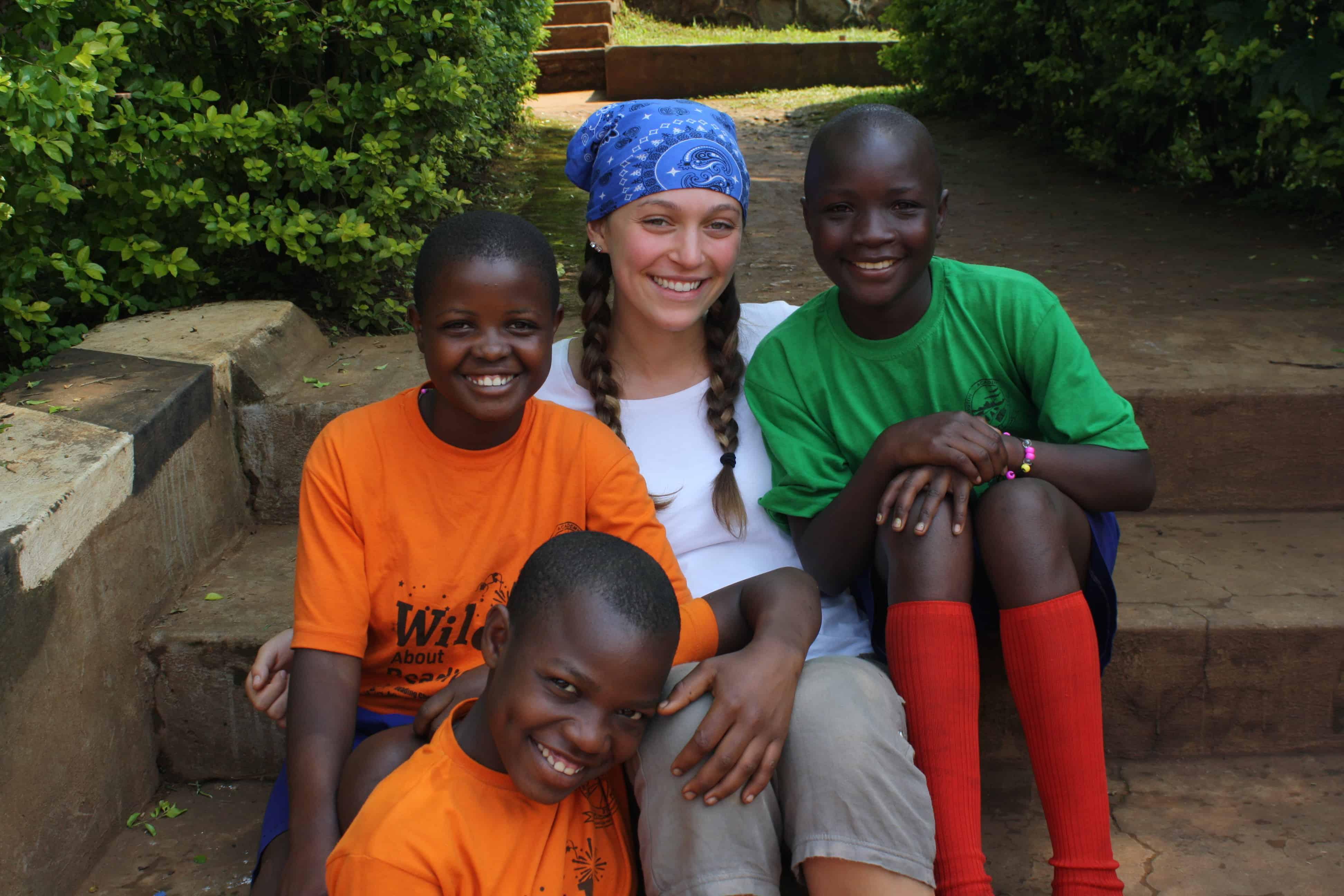 Returning to Uganda