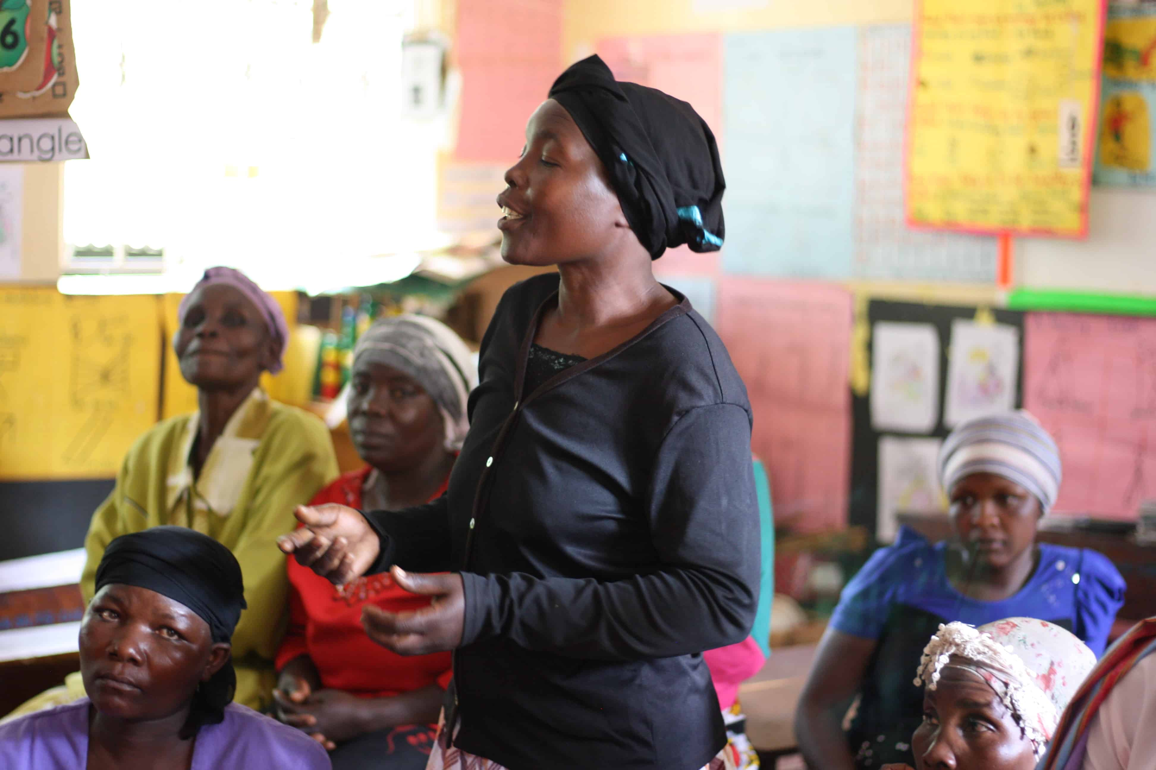 Empowering Women Through Micro-Finance
