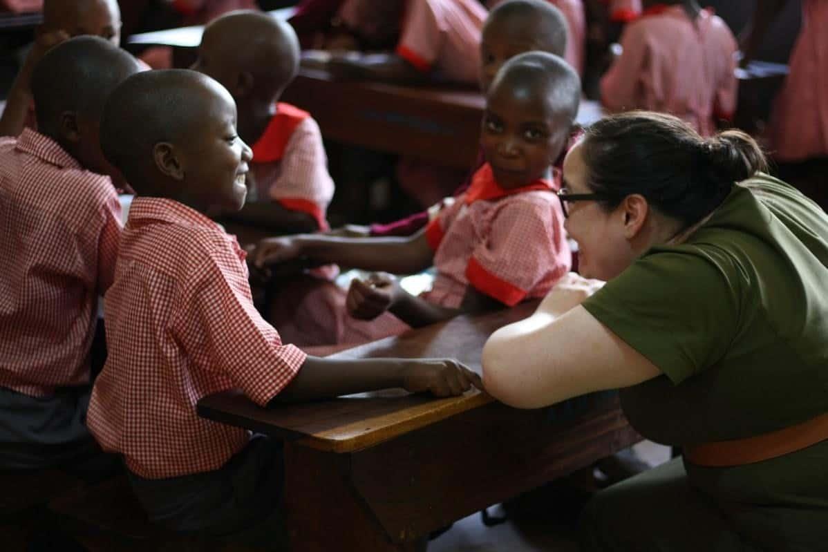 Marymount University's Teacher Training in Uganda